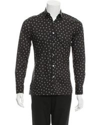 Lanvin - Spider Print Button-up Shirt W/ Tags - Lyst