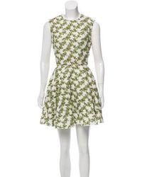 Giambattista Valli - Lace Mini Dress W/ Tags - Lyst