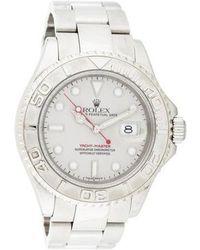 Rolex - Yacht-master Watch - Lyst