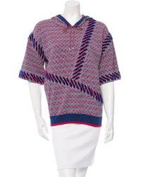 Chanel - 2016 Metallic Pullover Sweatshirt W/ Tags - Lyst