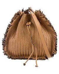 Michael Kors - Maldives Bucket Bag Tan - Lyst