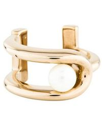 Jason Wu - Faux Pearl Pearly Ring Yellow - Lyst