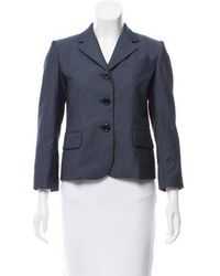 Marc Jacobs - Tailored Notch-lapel Blazer - Lyst