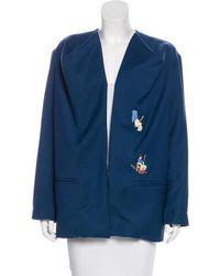 Bernhard Willhelm - Embroidered Jacket - Lyst