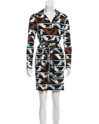 Diane von Furstenberg Golda Silk Dress w/ Tags Footlocker Pictures Sale Online Clearance Cheap Price Free Shipping Cheap Price Largest Supplier Many Kinds Of For Sale 3QHIlVQ
