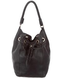 Thakoon - Hudson Bucket Bag Black - Lyst