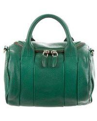 Alexander Wang - Leather Rockie Duffel Bag - Lyst