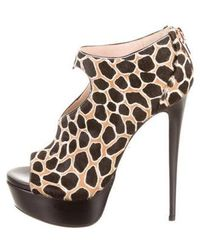 Ruthie Davis - Soul Kitty Booties W/ Tags - Lyst