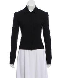 Narciso Rodriguez - 2017 Cropped Jacket - Lyst