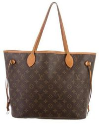 Louis Vuitton - Monogram Neverfull Pm Brown - Lyst