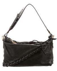 Acne Studios - Rope Messenger Bag Black - Lyst