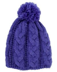 The North Face - Pom-pom Knit Beanie - Lyst