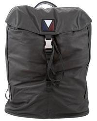 Louis Vuitton - V-line Pulse Backpack Black - Lyst