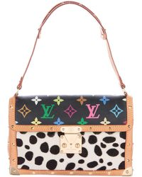 Louis Vuitton - Multicolore Dalmatian Sac Rabat Brown - Lyst