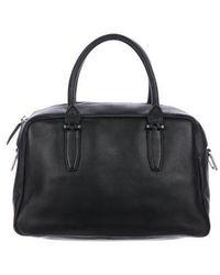 Theyskens' Theory - Leather Wally Azia Bag Black - Lyst