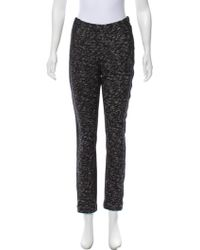 Cheap Sale Deals Donna Karan Wool Straight-Leg Pants w/ Tags Buy Cheap From China Affordable For Sale ngrif