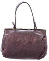 Lyst - Miu Miu Miu Canvas Tote Bag Black in Natural acb7d5fb8c30e