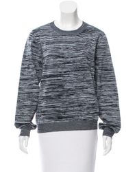 SUNO - Marled Crew Neck Sweater W/ Tags - Lyst