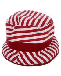Opening Ceremony - Striped Bucket Hat - Lyst