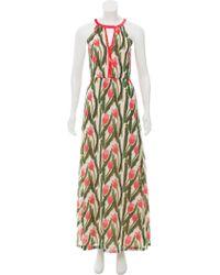 Vineet Bahl - Embellished Maxi Dress - Lyst