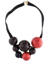 Marion Vidal - Gela Collar Necklace Gold - Lyst