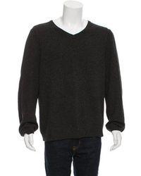 Rag & Bone - Speckled V-neck Sweater - Lyst
