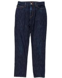 Loro Piana - Cropped Mid-rise Jeans - Lyst