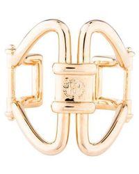 Roberto Cavalli - Rasna Bracelet Gold - Lyst