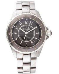 Chanel - J12 Chromatic Watch - Lyst
