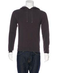 Ports 1961 - Wool Hooded Sweatshirt - Lyst