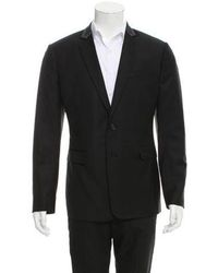 Dior Homme - Two-button Virgin Wool Blazer W/ Tags - Lyst