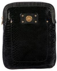 Marc Jacobs - Leather Ipad Case Black - Lyst