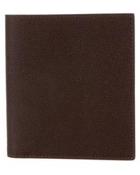 Tom Ford - Textured Leather Bi-fold Wallet - Lyst