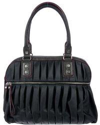 MZ Wallace - Nylon Bea Bag Black - Lyst