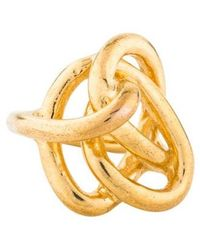 Jennifer Fisher - Chaos Ring Gold - Lyst