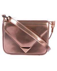 Alexander Wang - Prisma Envelope Sling Bag Rose - Lyst