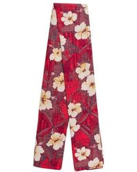 Patagonia - Woven Floral Print Scarf - Lyst