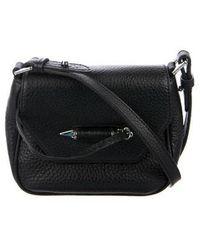 Mackage - Mini Rubie Crossbody Bag Black - Lyst