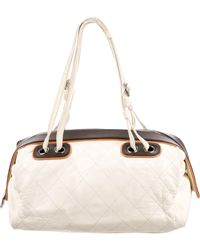 Chanel - Country Club Bowler Bag - Lyst