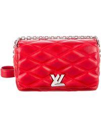 Louis Vuitton - 2015 Go-14 Malletage Pm Red - Lyst