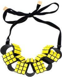 Louis Vuitton - Collar Necklace Gold - Lyst