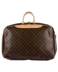 Louis Vuitton - Monogram Alize 2 Poches 55 Brown - Lyst