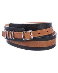 Proenza Schouler - Leather Buckle Belt - Lyst