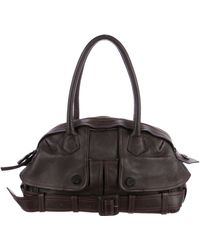 Jean Paul Gaultier - Le Privé Tartan Bag Silver - Lyst