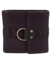 Dior - Hardcore Compact Wallet Black - Lyst