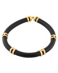 Lizzie Fortunato - Double Take Necklace Gold - Lyst