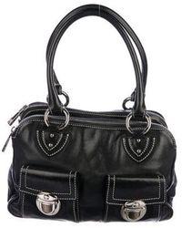 Marc Jacobs Leather Blake Bag Black Lyst