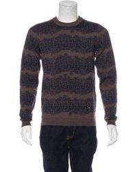 Louis Vuitton - Rope Stripe Wool Sweater W/ Tags - Lyst