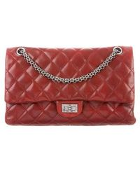 Chanel - Reissue 226 Double Flap Bag - Lyst