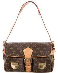 Louis Vuitton - Monogram Hudson Pm Brown - Lyst
